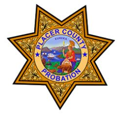 Placer County Probation Department Badge